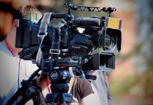 Kamera Berichterstattung