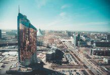 Astana Hauptstadt Kasachstan