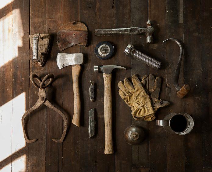Handwerkerwerkzeug