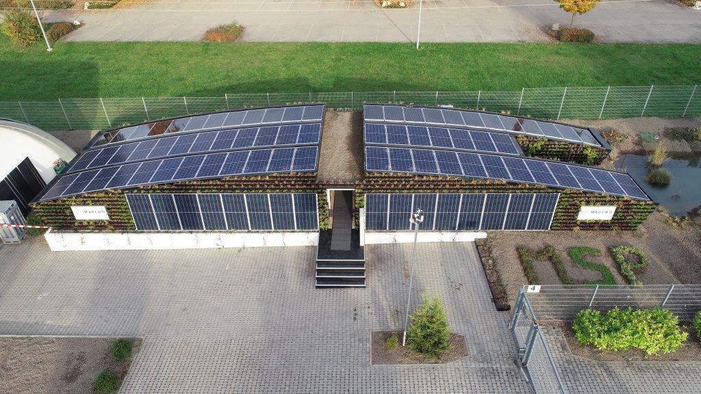 Technikum Solar-Dome / Mabewo AG Schweiz