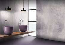 Not only beautiful, but also beautifully natural: rebado focuses on sustainable bathroom design